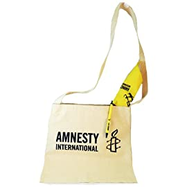 Amnesty International Musette Bags