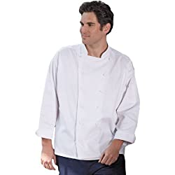 Uncommon Threads Mirage Poly/Cotton Chef Coat