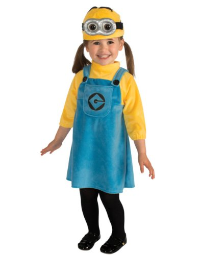 Despicable Me 2 Female Minion Costume