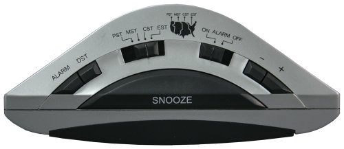 Equity by La Crosse 40010 Insta-Set Alarm Clock