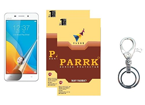 PARRK Matte Screen Guard for Vivo Y15 Pack of 2  available at amazon for Rs.229