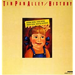 TIN PAN ALLEY/HISTORY