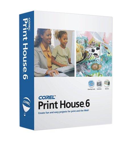 Corel Print House 6