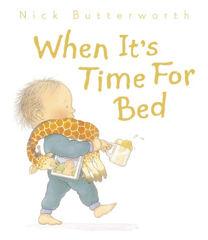 When It's Time for Bed (Collins Baby & Toddler)