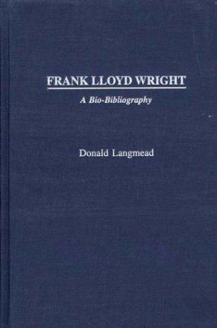 Geometry Net Basic A Books Architect Bio Frank Lloyd Wright