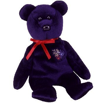 Ty Beanie Babies Sparks - Bear (UK Exclusive) - 1
