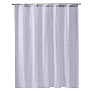 Amazon Com Simply Shabby Chic Floral Scroll Shower Curtain