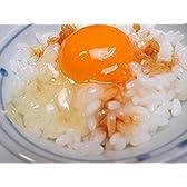 【ながお食研】(食品サンプル) おいしそうな卵がぽんと乗った、シンプルだけど懐かしい たまごかけご飯