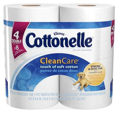 We developed the end-all-be-all of toilet paper tests. After subjecting each roll to extensive usage by our team, we hereby bestow the best toilet paper crown to Cottonelle – Ultra ComfortCare, which scored high marks in both lab tests and user satisfaction. Quilted Northern – Ultra Plush is .