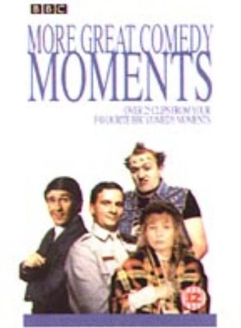 More Great Comedy Moments [DVD]