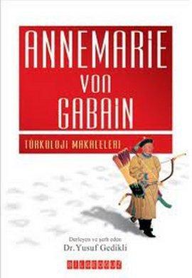 Annemarie Von Gabain
