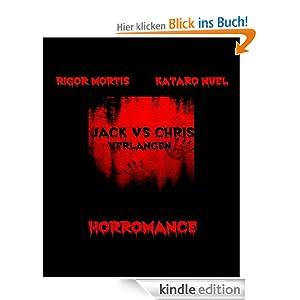 "Buchcover Rigor Mortis & Kataro Nuel ""Jack Vs Chris"""