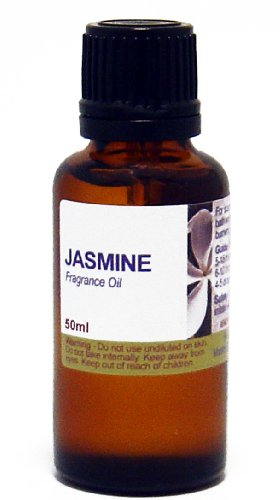 50ml Jasmine Fragrant Oil