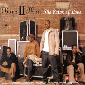 Boyz II Men - The Color of Love (CDS) - Zortam Music