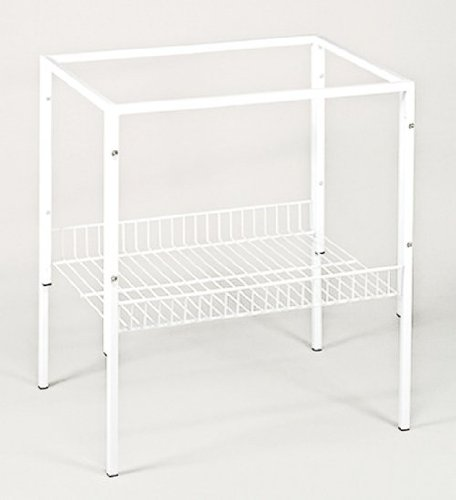 Image of Blue Ribbon Deluxe Cage Stand (TD-99-WH-PARENT)