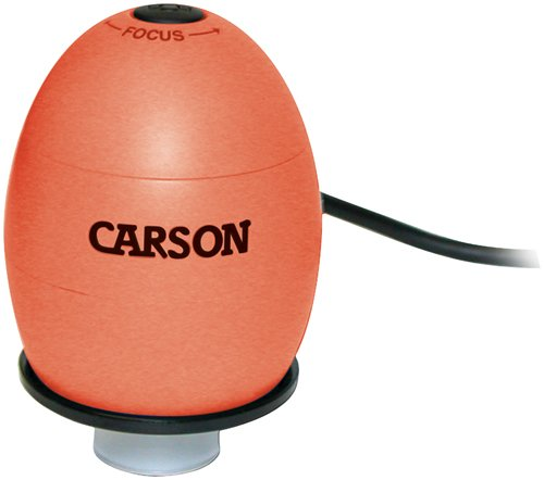 Carson Zorb USB Digital Microscope  35X Optical 