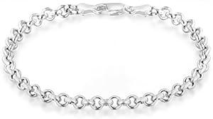 Tuscany Silver - Bracelet charms - Femme - Argent 925/1000 - 3.8 Gr