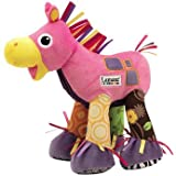Distinctive Lamaze Pink Trotter the Pony - Cleva Edition ChildSAFE Door Stopz Bundle