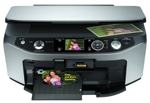 Best buy on epson stylus photo 580 all in one inkjet for Best buy photo printing