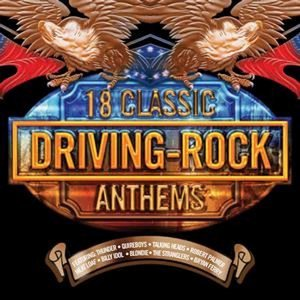 Various Artists - Driving Rock Anthems - Zortam Music