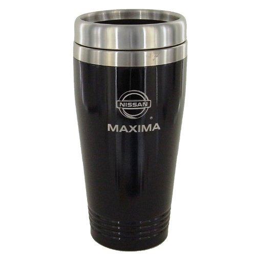 nissan-maxima-black-travel-mug