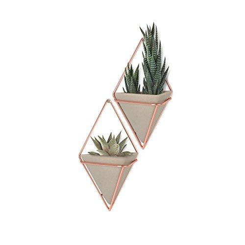 umbra-trigg-470753-633-modern-wall-vase-flower-pot-wall-decoration-with-metal-frame-set-of-2-white-c