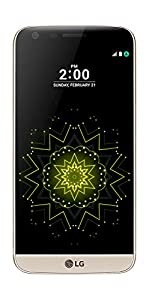 LG G5 32 GB UK SIM-Free Smartphone - Gold