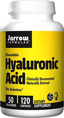 Jarrow Formulas Hyaluronic Acid, 50 Mg, 120 Capsules