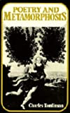 Poetry and Metamorphosis (The Clark Lectures, 1982) (0521248485) by Tomlinson, Charles