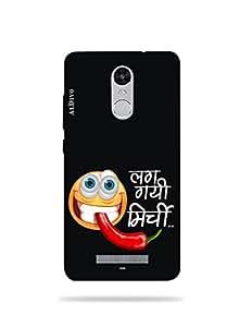 alDivo Premium Quality Printed Mobile Back Cover For Xiaomi Redmi Note 3 / Xiaomi Redmi Note 3 Printed Back Case Cover (MKD1067)