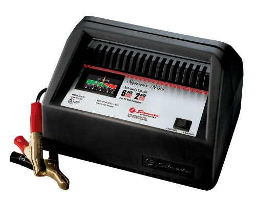 Schumacher 82-6-PE Dual-Rate Manual Charger