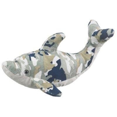 Aqua Camo Dolphin (Blue) - 1