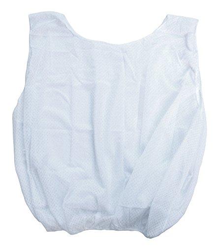 A&R Sports Scrimmage Vest, Senior, White
