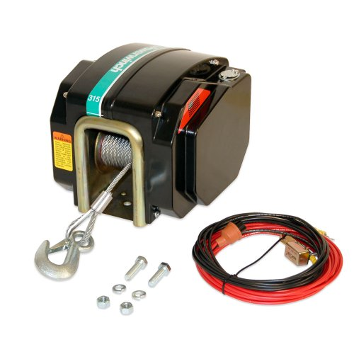 Electric Boat Winches 12 Volt