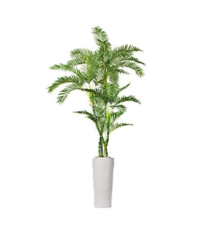 "Laura Ashley 93"" Palm Tree in a Planter"
