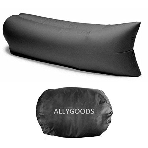 [해외]여름 캠핑 B에 대한 행 아웃 안락 모방 나일론 외부 내부 PVC 잠자는 ALLYGOODS 풍선 실외 공기 수면 소파 소파 휴대용 가구/ALLYGOODS Inflatable Outdoor Air Sleep Sofa C