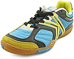 Star 360 Mens Michelin Leather Mesh Inset Soccer Shoes Turquoise 85 DM US