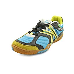 Kelme Michelin Star 360 Indoor Soccer Shoes 9 D(M) US Turquoise