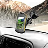 New Rugged Suction Cup Windshield Mount Holder for Garmin Montana 600 650 650T