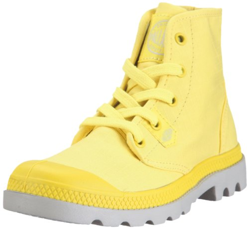 palladium-womens-pampa-hi-lite-yellow-vapur-casual-lace-ups-92667-706-m-7-uk