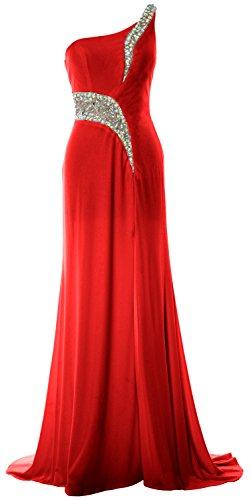 MACloth -  Vestito  - Donna rosso 50