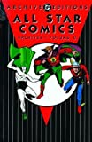 img - for All Star Comics Archives HC Vol 00 book / textbook / text book