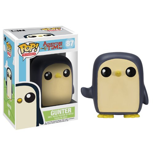 Funko POP Television Gunter Adventure Time Action Figure - 1
