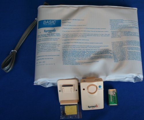 Bed Alarm And Long Term Sensor Pad Fall Prevention Bed