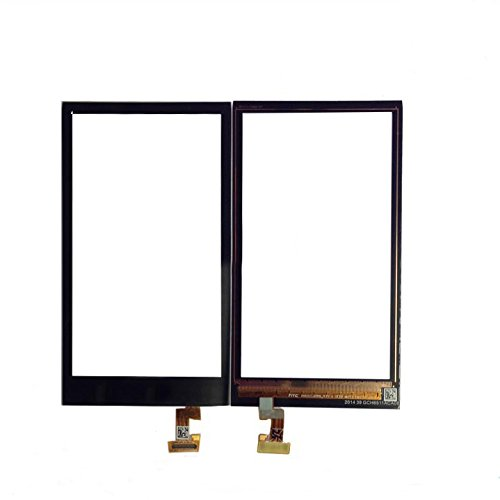 Front Cover Touch Screen Digitizer Panel For HTC Desire 510 with free tools Black (NO LCD) (Htc Desire 510 Replacement Parts compare prices)
