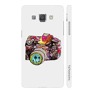 Enthopia Designer Hardshell Case Urban Camera Back Cover for Samsung Galaxy A8