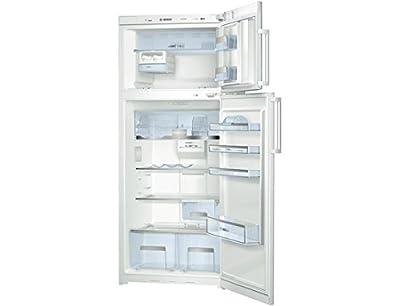 Bosch KDN53AL50I Frost-free Double-door Refrigerator (450 Ltrs, Stainless Steel)