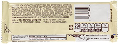 034000002399 - HERSHEY'S Extra Large Cookies 'n' Creme Bar (4-Ounce Bar) carousel main 3