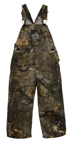 Round House Youth Realtree Bib Overall front-1034451