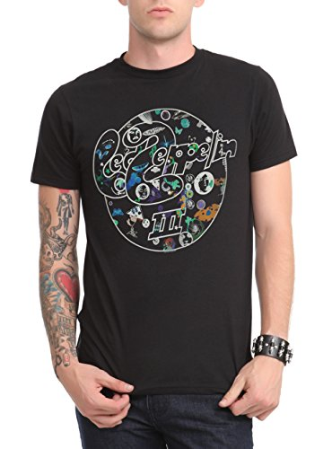 Led Zeppelin Iii T-Shirt Size : Medium